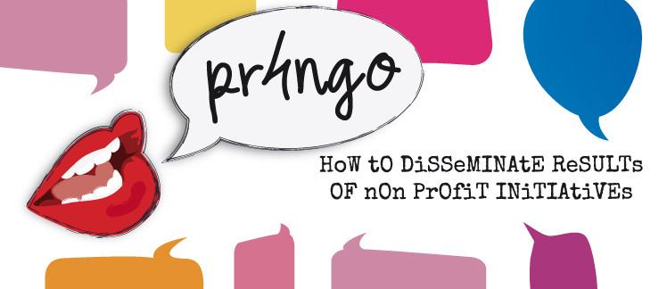 """""""PR4NGO: Tips & Tricks"""". Handbook ready to download!"""