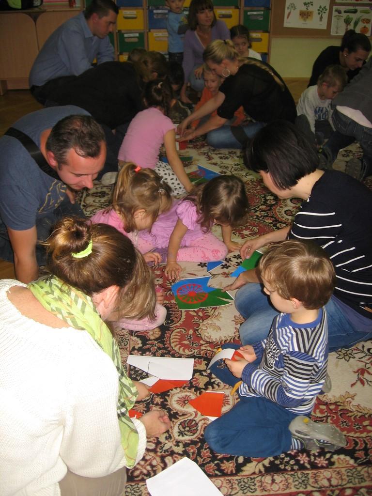 zajęcia otwarte dotyczące kultury romskiej