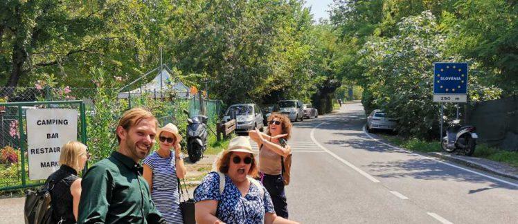 SolidARTbrary – spotkanie w Słowenii