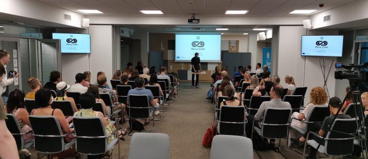 Konferencja w ramach projektu SolidARTbrery. Manual do pracy z uprzedzeniami jest do ściągnięcia!